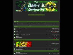 Free forum : The Dan-rik Community