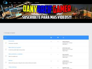 SITIO OFICIAL DE DANY BREIF YOUTUBE