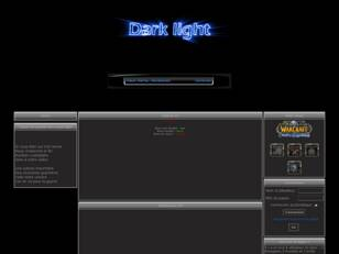 creer un forum : Dark light