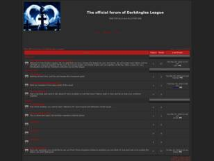 The official forum of DarkAngles League