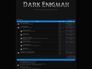 Dark Enigmah | Home | The Best Modz Ever!