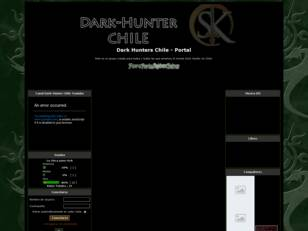 Dark Hunters Chile