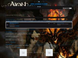 Dark Legion Elite AION