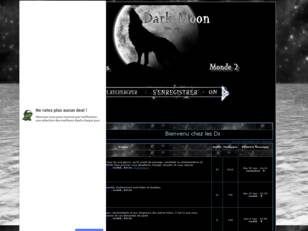 creer un forum : Forum de la tribu Dark-Moon Trib