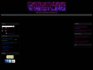 Darkness Wrestling Home
