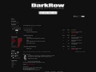 Dark Row Gaming