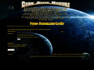 Dark Space Raiders
