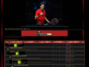 Darktet Prono Tennis