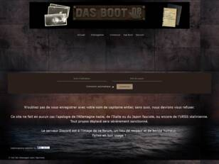 Das Boot, le forum de la simulation navale