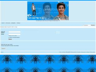 Forum gratis : David Henrie - Portugal Forum