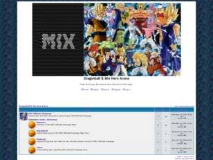 Dragonball & Mix Hero Arena