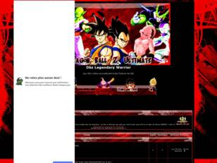 creer un forum : Dbz Legendary Warri