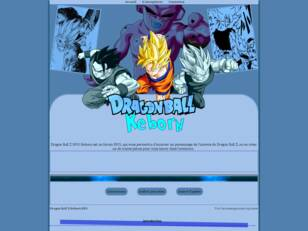 Dragon Ball RPG Reborn