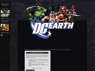 DC Earth - Forum RPG Comics
