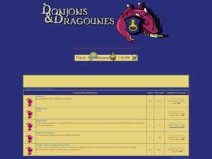 L'Alliance Donjons & Dragounes