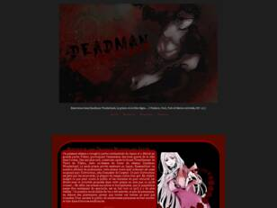 Deadman Wonderland RPG