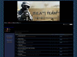 Forum gratis : D.E.A™| Team™