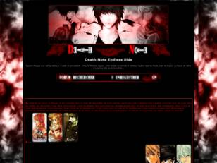 Death Note Endless Side