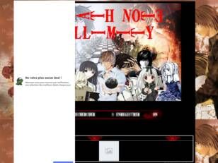 Death Note Illimity