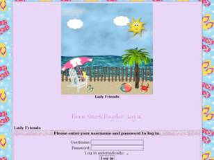Free forum : Lady Friends