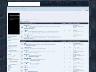 Forum gratis : DebuggingZone