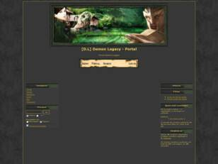 Forum gratis : [D.L] Demon Legacy