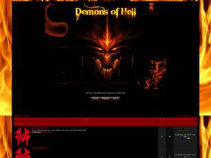 Free forum : Demons Of Hell