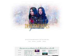 Descendants Generations