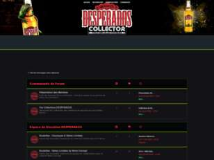 Forum Desperados Collector