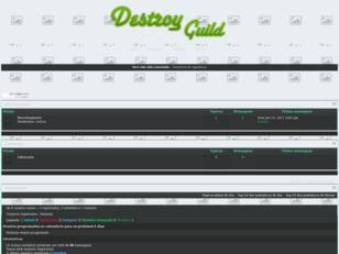 Forum gratis : Destroy Guild