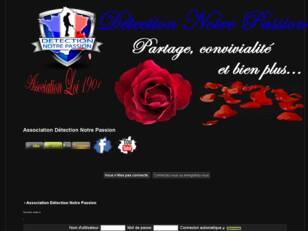 Association Detection Notre Passion