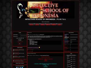 Detective School Indonesia
