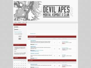 Devil Ape Clan