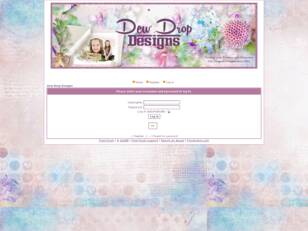 Free forum : Dew Drop Designs