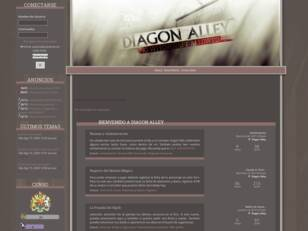 Diagon Alley RPG