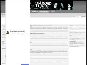 Forum de Diamond Tears