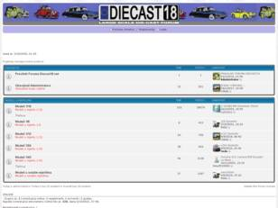 DieCast18 | Large Scale Die Cast Forum