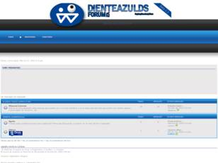 Foro gratis : Diente Azul DS - FORUM - Register, D