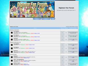 Digimon Fan Forum