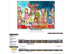 Digimon Ultimate Rpg