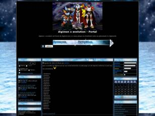 Forum gratis : digimon x evolution