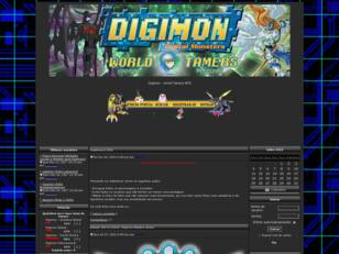 Digimon - World Tamers RPG