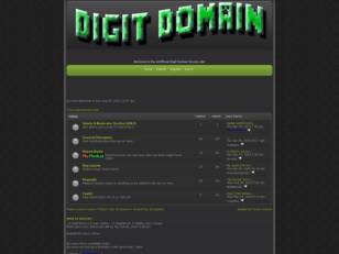 The UnOfficial Digit Domain furoms page!