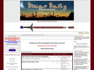 DINAR DAILY DISCUSSIONS