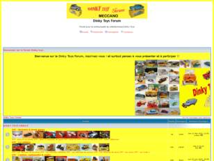 Dinky toys Forum