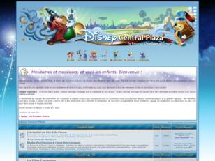 Disney Central Plaza : Forum sur Disneyland & l'univers Disney