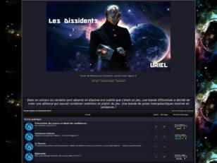 Forum Ogame Les Dissidents Uriel
