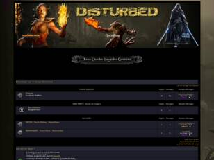 Forum Disturbed