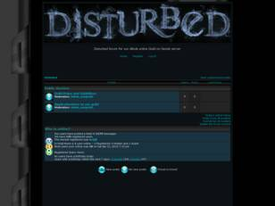 Free forum : Disturbed