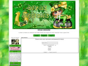 Free forum : Divaz Designs